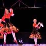 Festival des danses du monde 2015, sous le dôme des Mélangeurs