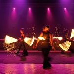 Manda Lights, jouent avec le feu.
